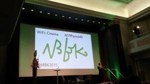 Prosjektleder Siri Odfjell Risdal åpner konferansen