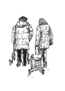 Illustrasjon av Stian Tranung