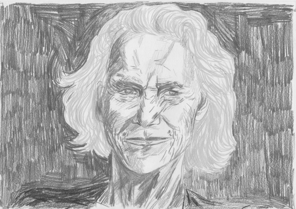 Nell Dunn. Illustrasjon av Tiril Haug Johne.